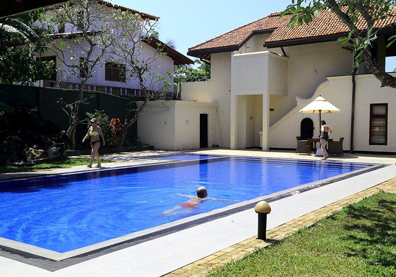 Hibiscus Beach Hotel Villas Hotels Holiday Kalutara Cheep Lodging