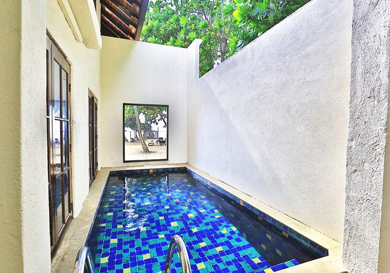 Hibiscus Beach Hotel and Villas - The best Sri Lankan beach resort ...